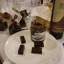Olivenöl & Schokolade. Eine Geschmacksexplosion.